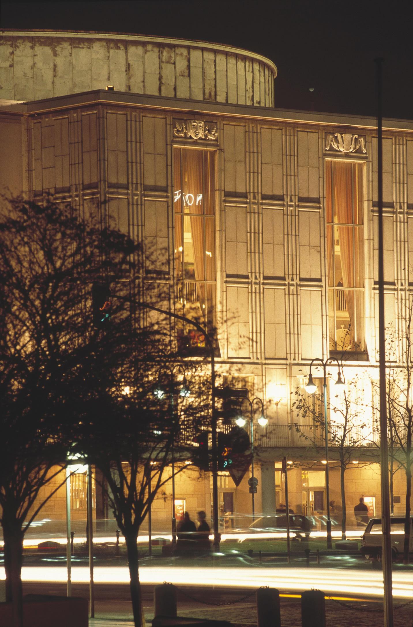 Deutsche Oper am Rhein, Düsseldorf, Deutschland