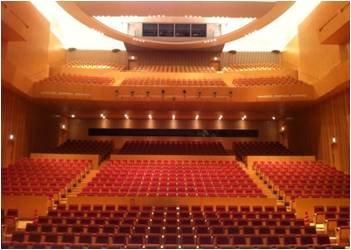 Theater in Oita, Japan