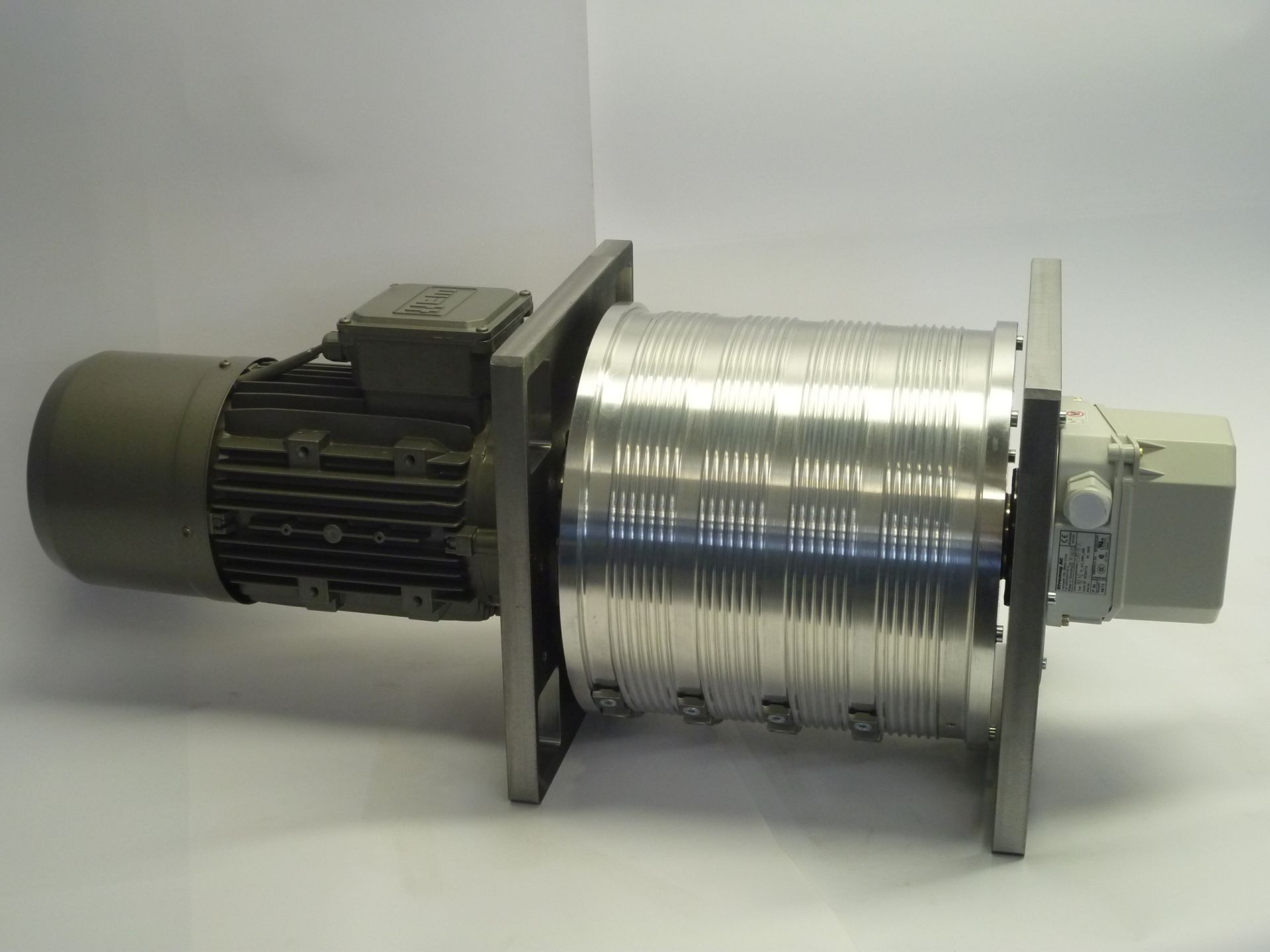 Compact Winch
