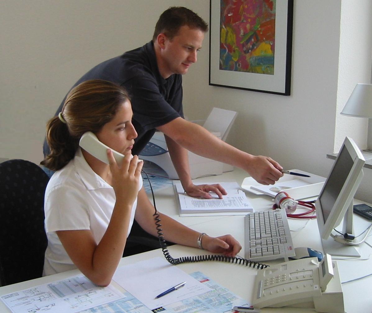 Kundendienst und Wartung