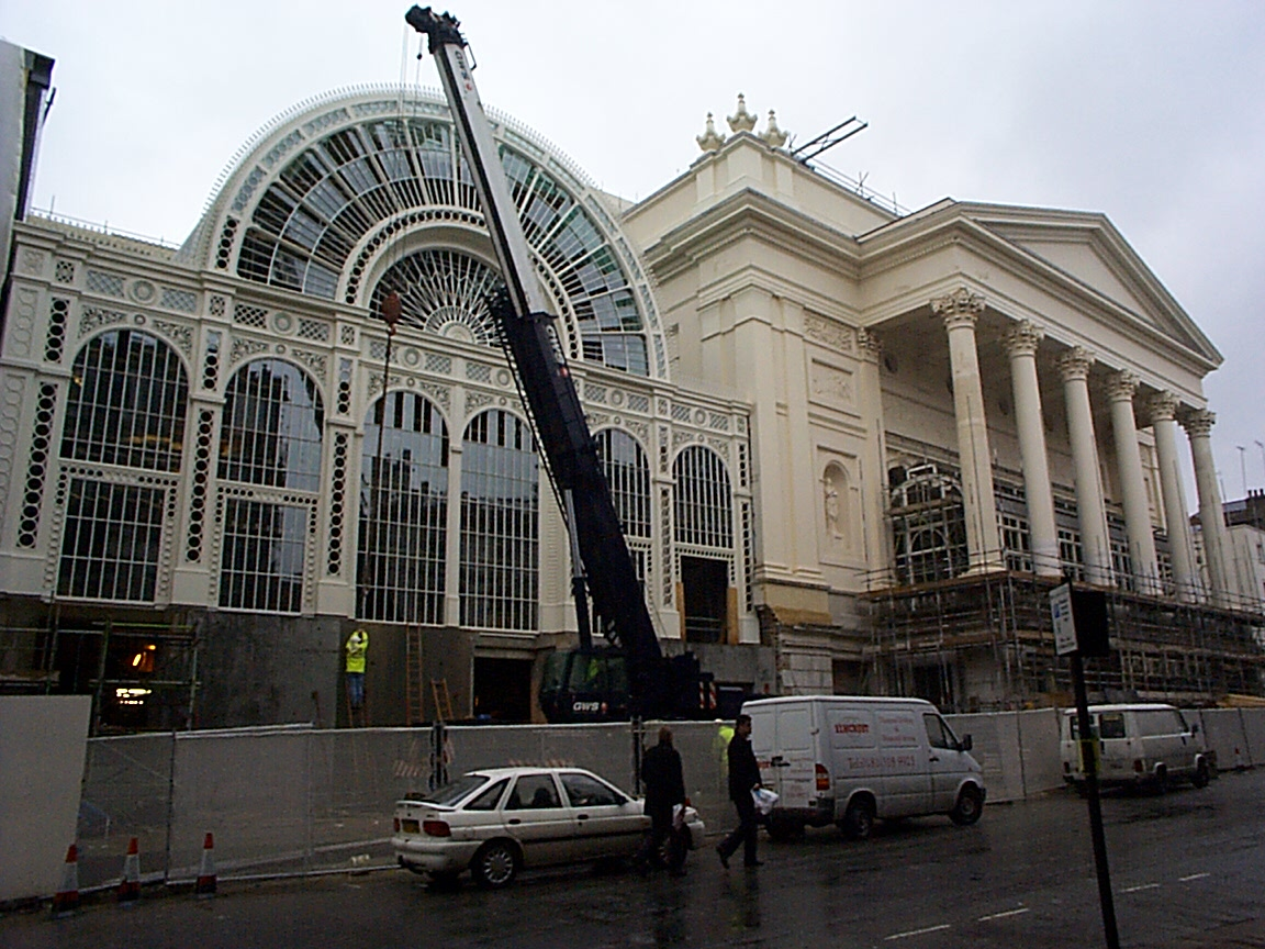 Royal Opera House, Covent Garden, London, GB