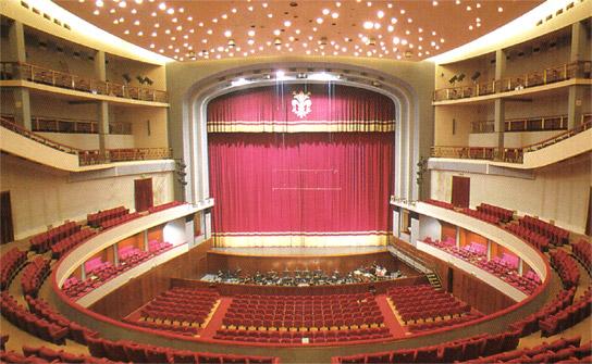Teatro Comunale di Firenze, Florenz, Italien