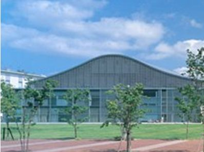Yamaguchi Center for performing Arts and Media, Nakasone, Japan