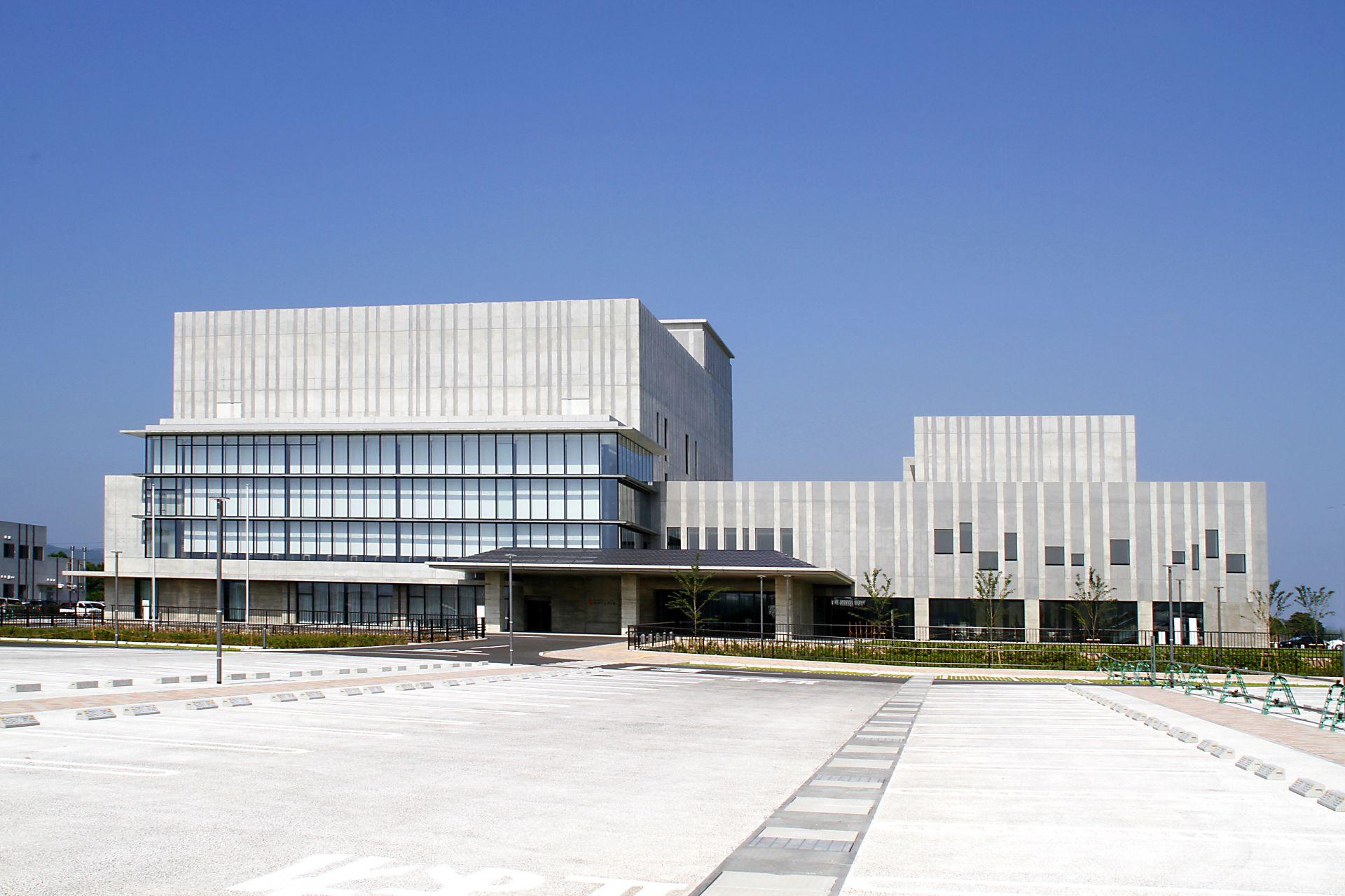 Yasugi-Bushi Theater, Yasugi, Japan